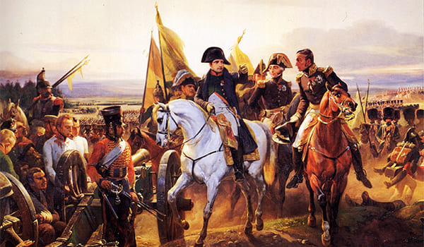 Guerra napoleónica en Friendland
