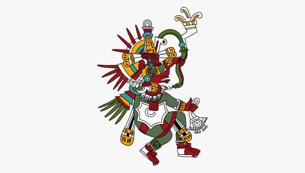 Quetzalcóatl, dios de la cultura tolteca