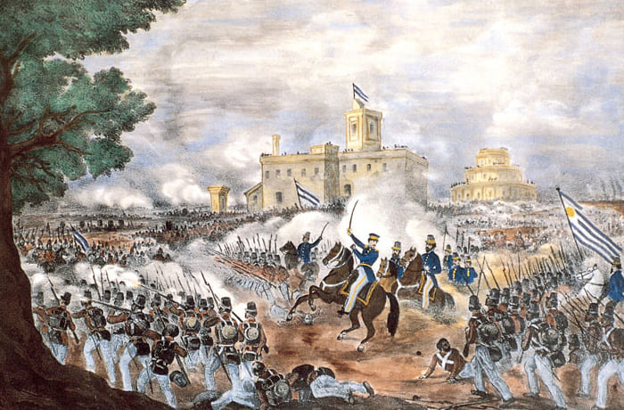 Battle of Caseros | History, Causes & Effects