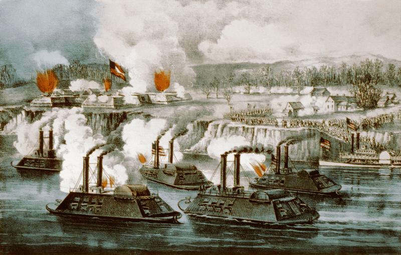 Batalla durante el imperialismo