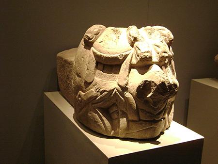 escultura chavin