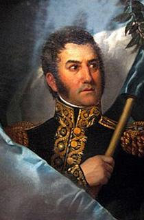 San Martín, protagonista de la patria vieja