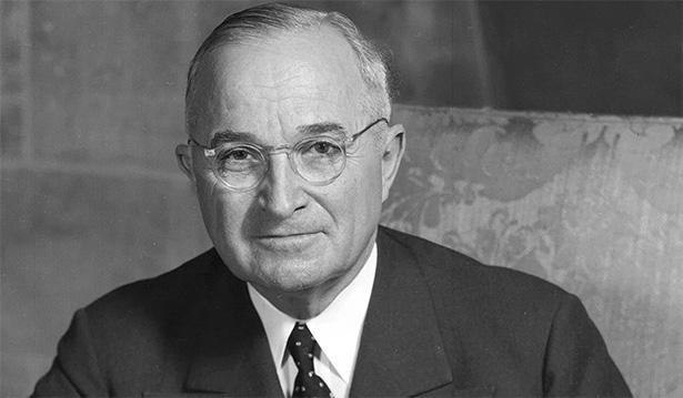 Harry Truman, impulsor de la doctrina Truman