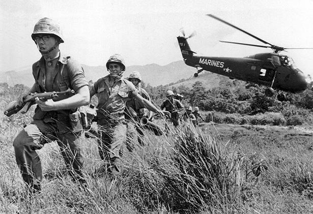 Estadounidenses en la Guerra de Vietnam