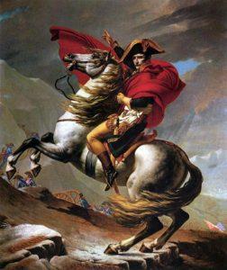Pintura de Napoleón