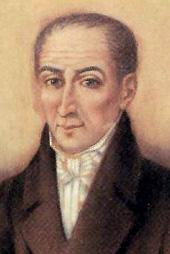 retrato de Juan José Paso