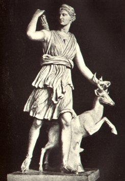 Diosa del Imperio Romano