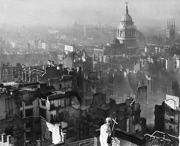 Londres en la Segunda Guerra Mundial