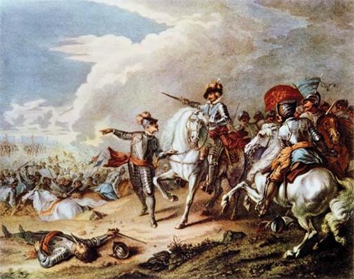 Representación de la Revolución Inglesa