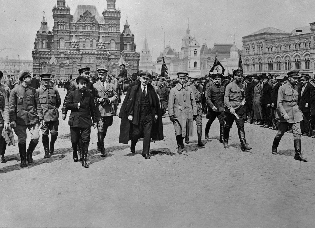 Lenin en la Unión Soviética