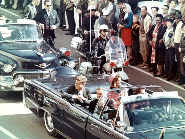 Kennedy antes de ser asesinado