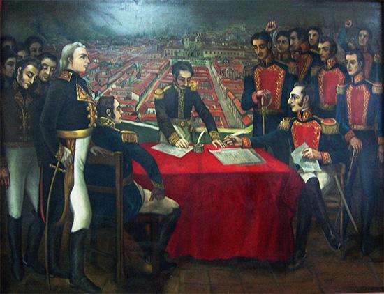 Batalla De Pichincha Qué Fue Causas Y Consecuencias