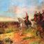 Representación de la batalla de Junín