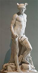 Imagen dios Mercurio.