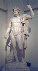 Imagen dios Neptuno.