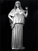 Imagen dios Vesta.