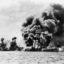 Flota estadounidense en el ataque a Pearl Harbor