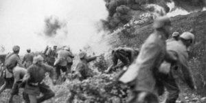 Ejército alemán en la batalla de Verdún