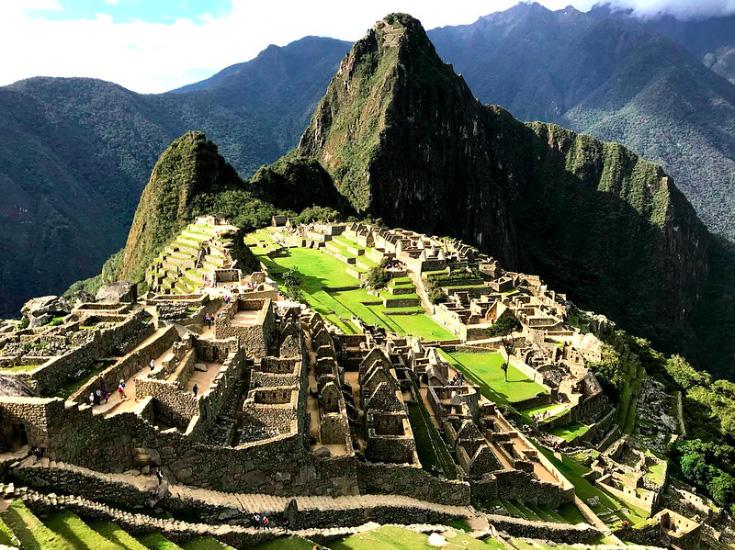 Machu Picchu, ícono de la cultura inca