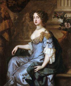 Retrato de María II