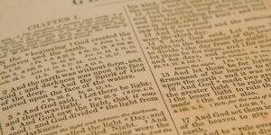 Génesis, primer libro del antiguo testamento