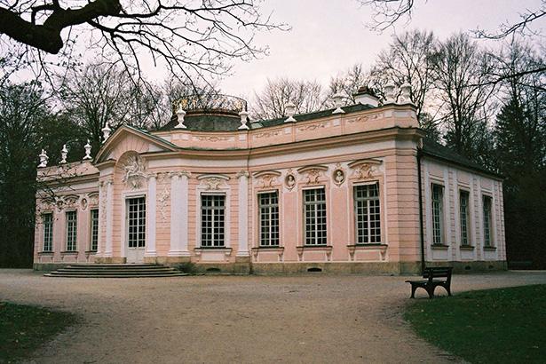 Fotografía de Amalienburg