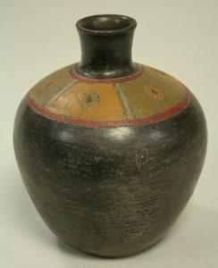 Photo of paracas ceramics