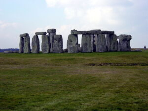 fotografía de Stonehenge