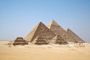 Fotografía de Pirámides de Guiza