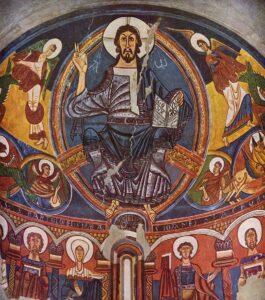 fotografía de la iglesia de San Clemente