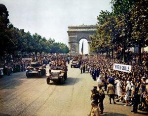 liberación de París