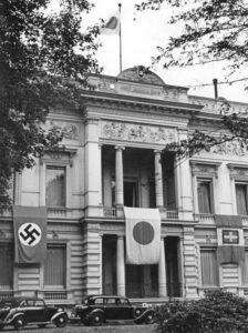 fotografía de la embajada de Japón en Berlín