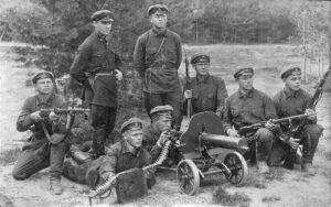 foto de Soldados del Ejército Rojo