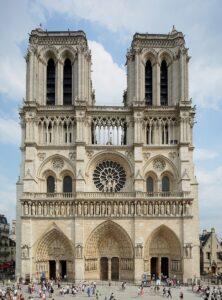 catedral gótica de Notre Dame