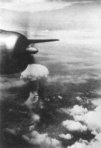 fotografía hongo atómico