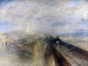 pintura de William Turner