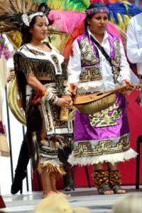 foto de Mujeres de nahuas de Michoacán