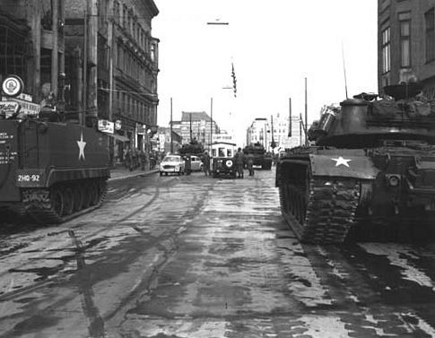fotografía de la guerra fría