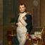 Retrato de Napoléon Bonaparte