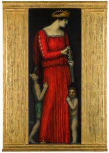 fotografía de Medea, pintura de Franz von Struck.