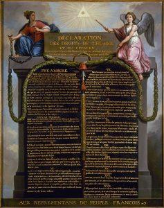 imagen de Los derechos del hombre y el ciudadano