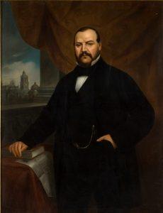 Retrato de Ignacio Comonfort