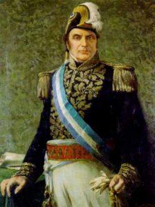 Retrato de Justo José de Urquiza
